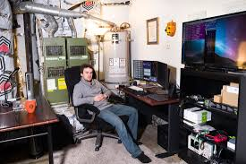 Living In A Garage George Hotz Is Taking On Tesla By Himself