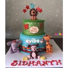 jungle theme cake order best jungle theme cake online birthday cake in bangalore