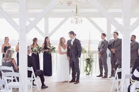 wedding venues columbia mo blue bell farm wedding in november rustic white barn reception