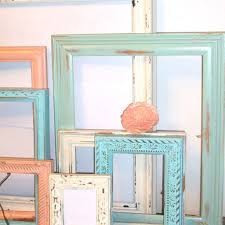 8 shabby chic beach themed distressed from dirtroaddecor on etsy