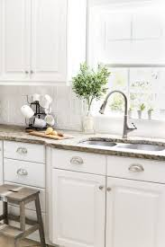 kitchen diy pressed tin kitchen backsplash blesser house pictures