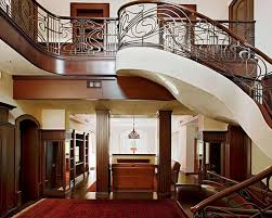 Types Of Banisters Handrail For The Staircase U2013 How To Choose The Best One