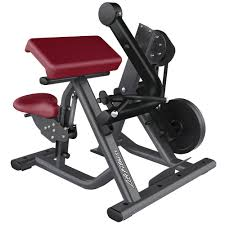 signature series biceps curl life fitness strength training