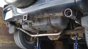 2002 jeep liberty exhaust installing borla dual exhaust for jeep liberty 2002