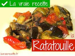 marmiton recettes de cuisine la vraie recette de la ratatouille quelle carabistouille
