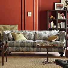 Decorating With Patterned Upholstered Furniture - Sofa upholstery designs
