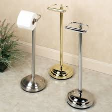 table stand toilet paper holder design home decorating outstanding