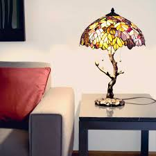 Glass Table Lamp 24 5