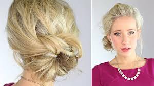 Einfache Hochsteckfrisurenen Selber Machen Kurze Haare by Hochsteckfrisuren Selber Machen 6 Einfache Anleitungen
