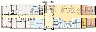create a classroom floor plan renovation of trinity hall delbarton