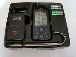 Backyard Grill Wireless Thermometer by Hrm Creative Bbq The Maverick Et 733 Wireless Bbq U0026 Meat