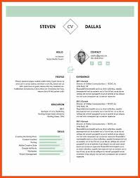 Free One Page Resume Template Best One Page Resume Template 41 One Page Resume Templates Free