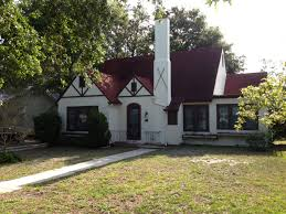 English Tudor Homes Old World Charm English Tudor Home Built In 1925 Clearwater Fl