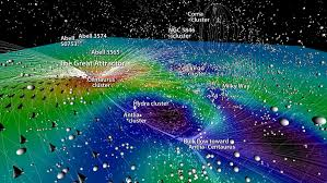 Milky Way Galaxy Map A New 3d Map Of The Universe Covers More Than 100 Million Light