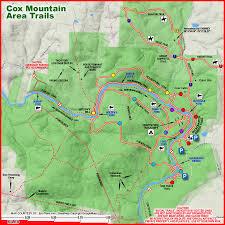 Buffalo Creek Trail Map Eno River Trails Eno Trails