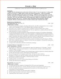Resume Template For Office Assistant 100 Resume Samples For Administrative Assistant Resume Cv