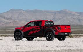 Ford Raptor Shelby - shelby svt raptor based on ford f series news acurazine