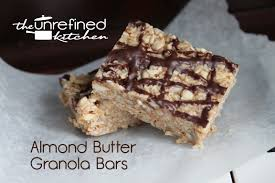 Almond U0026 Coconut Bars Coconut Snack Bars Kind Snacks by Almond Butter Archives The Unrefined Kitchen