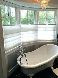 window treatment ideas for bathroom diy bathroom window curtain ideas cattleandcropsmod com