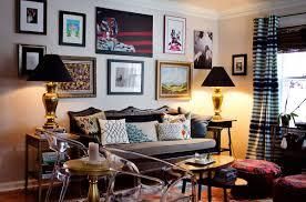 Interior  Best Vintage Style Interior Design Living Room With - Vintage design living room