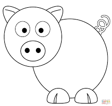 popular colouring pages coloring pigs shaun sheep color