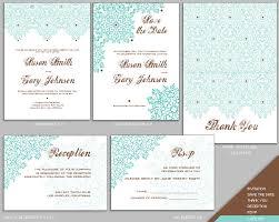 Create Your Own Wedding Program Wedding Invitations Free Samples Marialonghi Com