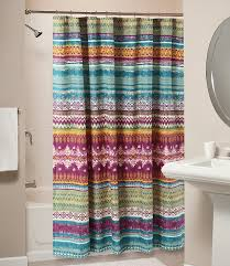 Southwest Shower Curtains Greenland Home Southwest Bath Shower Curtain Home