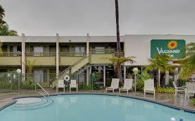 San Diego Map Of Hotels by San Diego Hotel Vagabond Inn San Diego