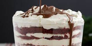 best red velvet trifle recipe how to make a red velvet trifle