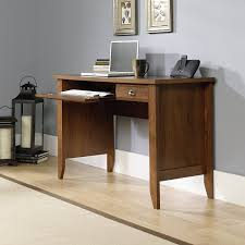 Computer Desks Amazon by Amazon Com Sauder Shoal Creek Computer Desk Oiled Oak Finish