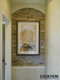 anythingology how do you decorate a wall niche and niche