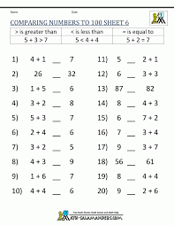 Common Core Math Worksheet Kids Printable Maths Worksheets Year 1 9th Grade Printable Math