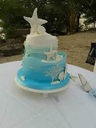 beach theme wedding cake picture of roots bakery u0026 cafe playa