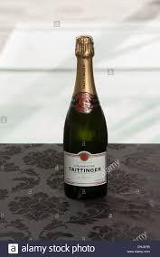drink table bar taittinger champagne wine white bottle table alcohol sunset full