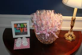 house built of walls baby showers galore