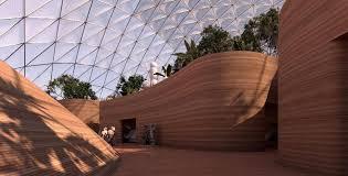 uae announces 140 million big designed mars science city archdaily