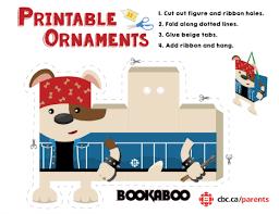 cbc printable ornaments daniel tiger bookaboo and more