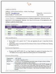 mba marketing experience resume sample resume format for mba marketing fresher luxury mba marketing