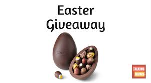 talking easter eggs hotel chocolat thick easter egg giveaway talking mums