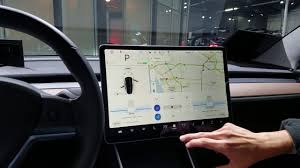 tesla model 3 delivery screen tutorial fully explained youtube