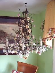 porcelain chandelier roses 25 best chandeliers images on antique chandelier