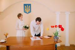bureau d enregistrement cérémonie de mariage dans un bureau d enregistrement image stock