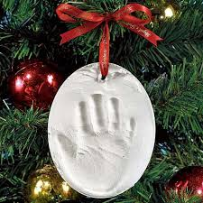 personalized handprint ornament walmart