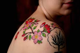 cherry blossom tattoos the great for top styles