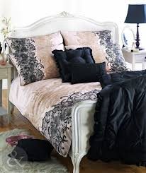 bedding set delight black and cream comforter sets phenomenal
