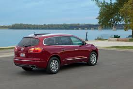 2015 buick enclave reviews and rating motor trend