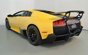 Lamborghini Murcielago Colors - 2010 lamborghini murcielago superveloce for sale in norwell ma