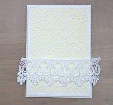 Card Making Magic - flowers ribbons and pearls