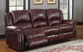 Leather Sofa Cheap by Fresh Burgundy Bonded Leather Sofa 16965