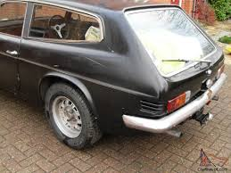 1975 reliant scimitar gte manual black